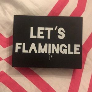 Other - Let flamingle box decoration